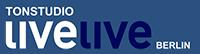 livelive Tonstudio Berlin Logo
